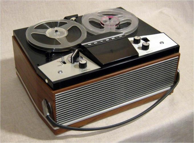 Как изобрели магнитофон