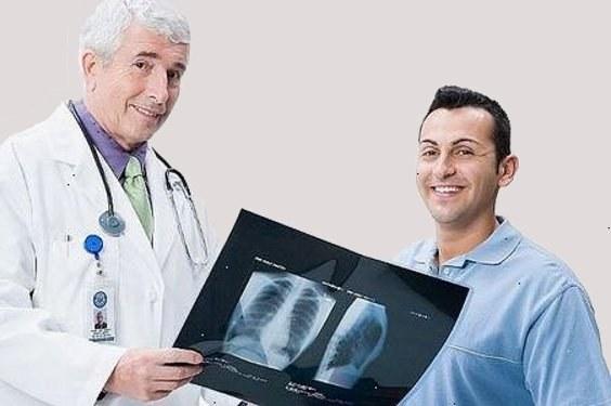 Перелом ребра
