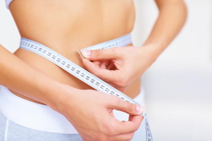 Как сделать коррекцию веса