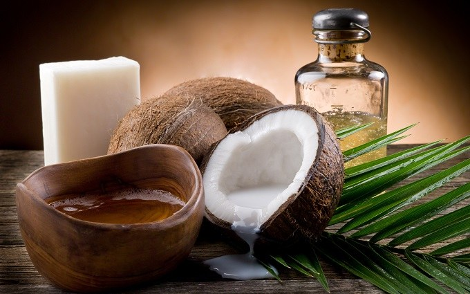 How to use coconut milk for the body