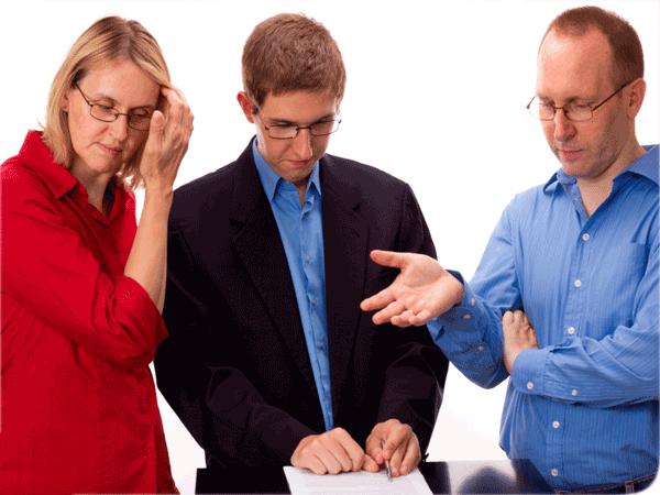 При разводе супругов соглашение о детях