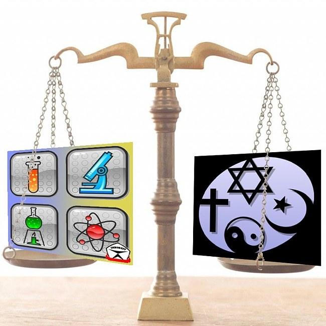 В чем сходство науки и религии