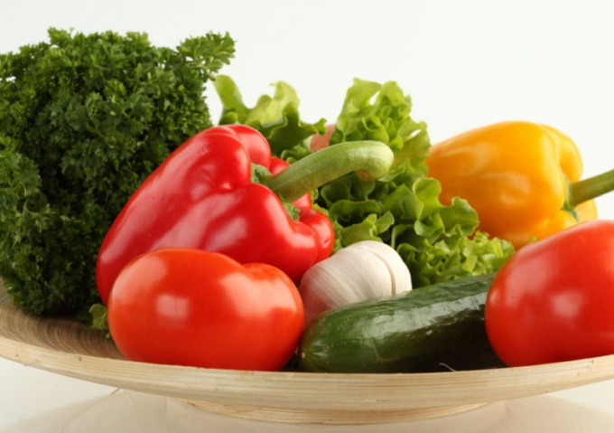 Какие овощи и фрукты низкокалорийны