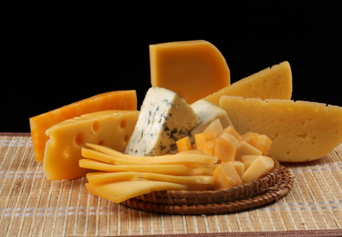 Какой сыр самый полезный