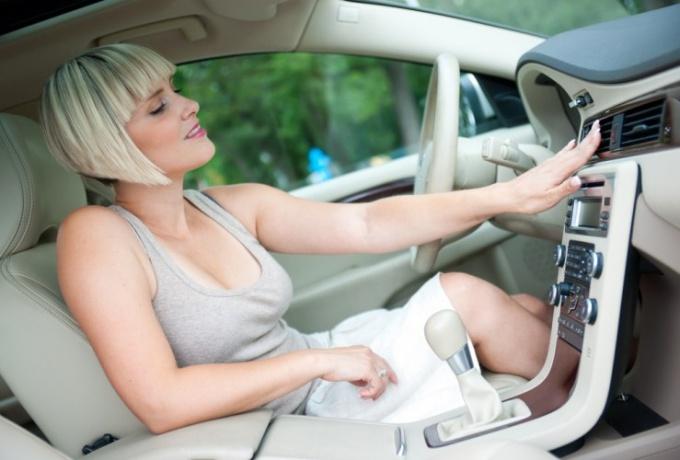 Кондиционер в машине - это комфорт