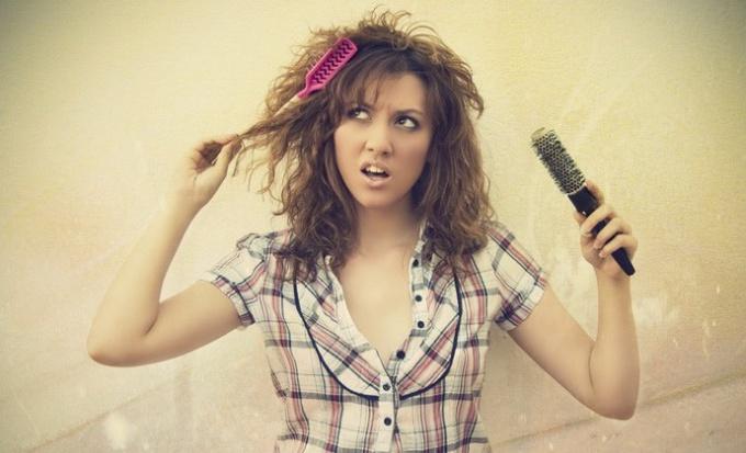 Как лечить волосы солью