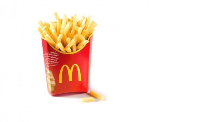Что покушать в Макдональдсе