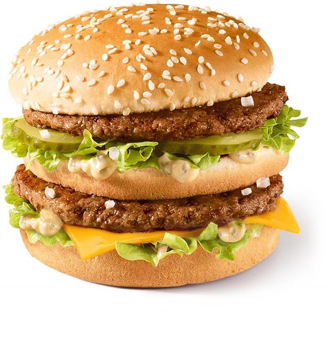 Что поесть в Макдональдсе