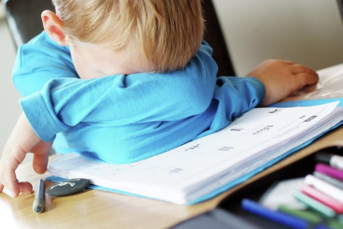 Почему ребенка оставляют на второй год