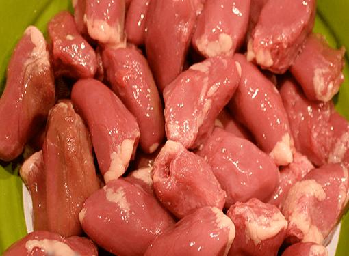 Чем пригодны куриные сердечки