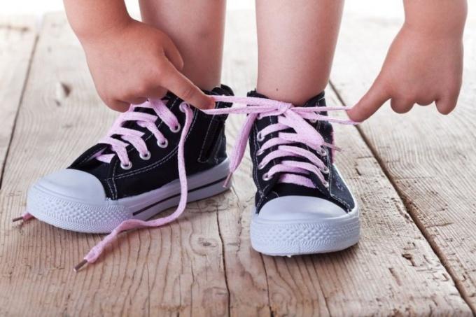 Как узнать размер ноги у годовалого ребенка