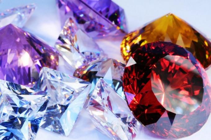 Какие драгоценные камни существуют