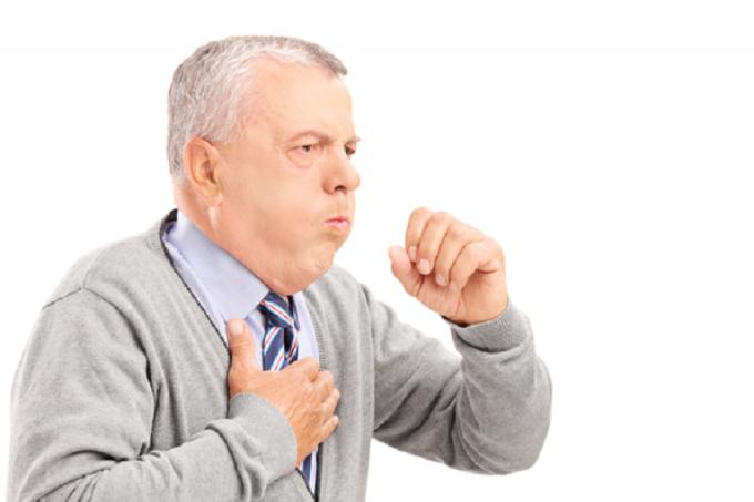 Как лечить кашель у пожилого человека
