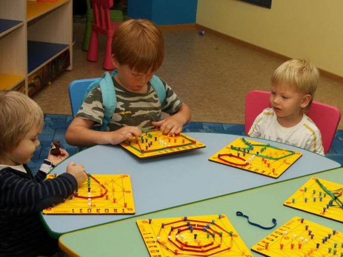 Какие конкурсы провести среди детей 3 лет