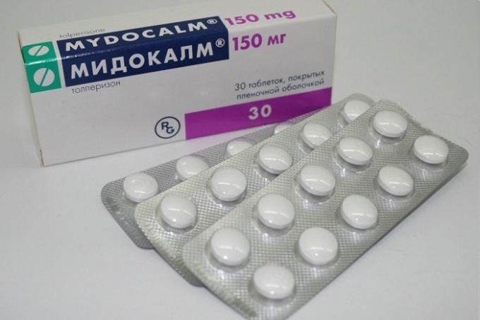 """""""Мидокалм"""": инструкция по применению"""