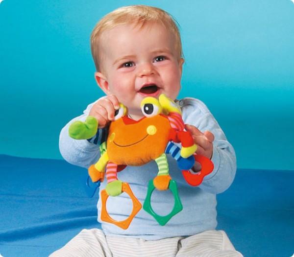 Детская комната: развивающие предметы для малыша