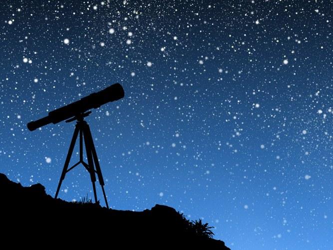 Магия звездного неба