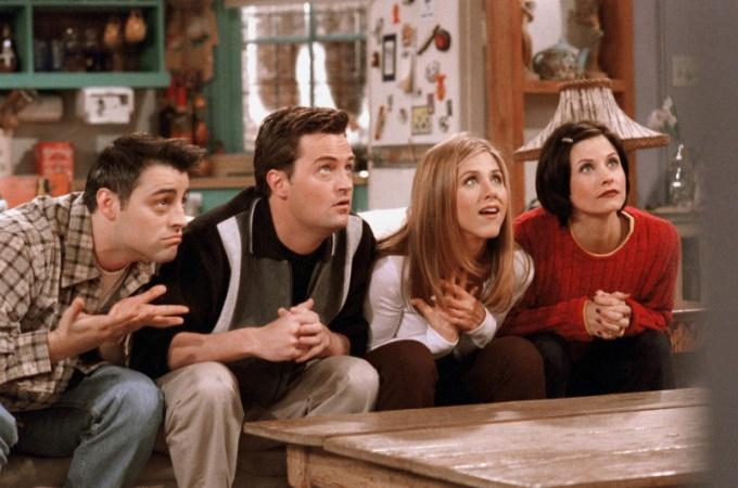 Какой фильм лучше всего смотреть в компании друзей?
