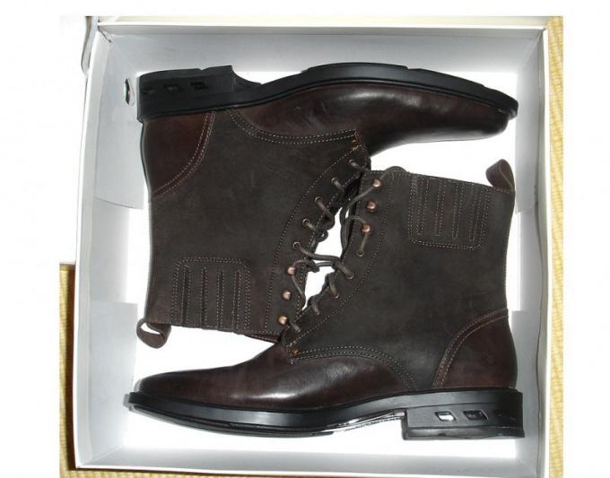 Хранение демисезонной обуви