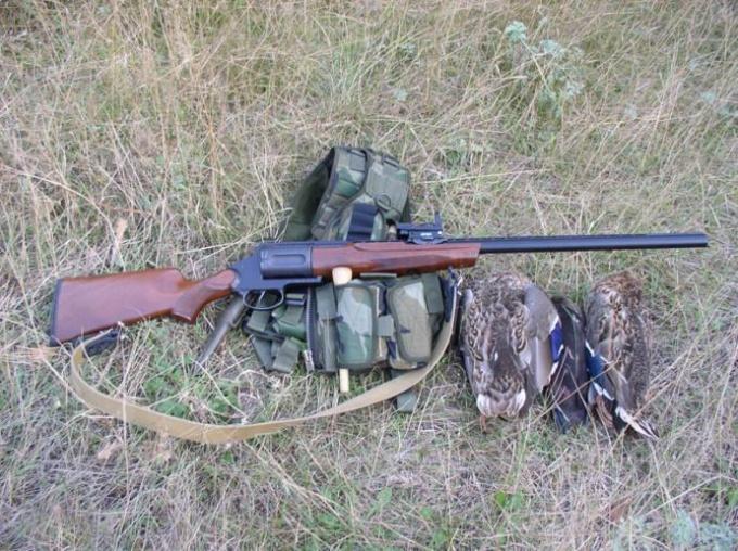 Охотничье ружье МЦ 20-01: характеристики
