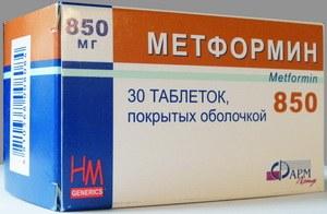 Лекарство «Метформин»: способ применения