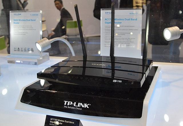 Беспроводной маршрутизатор TP-LINK ArcherC7