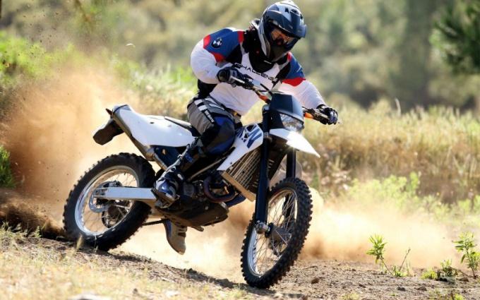 Внедорожный мотоцикл