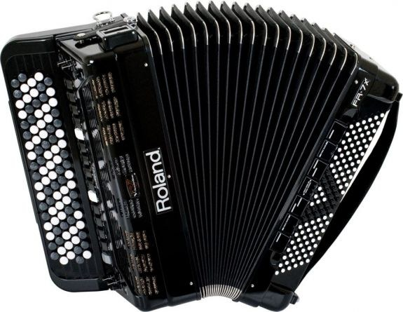 What is the accordion in the Internet