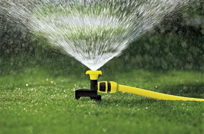 Водяные насосы для полива: какие бывают