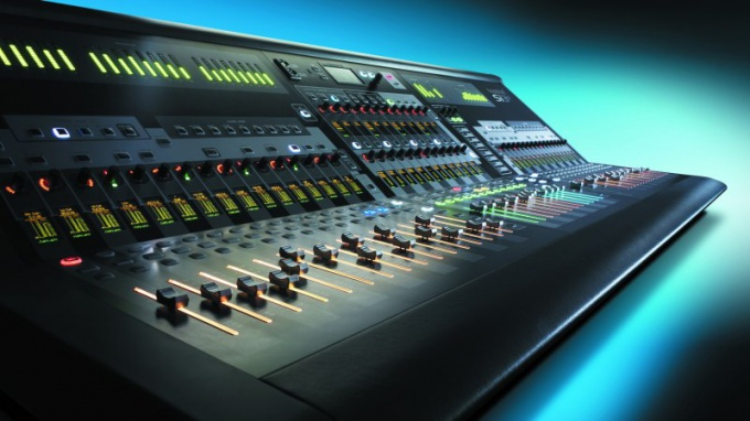 Why the need for a mixing console