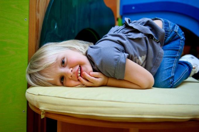 Релаксация в детском саду: особенности процедуры