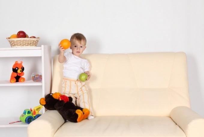 Учитываем мнение ребенка в выборе цвета мебели