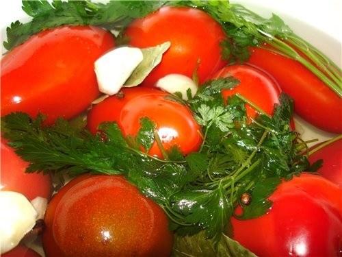 Квашеные помидоры: несколько рецептов