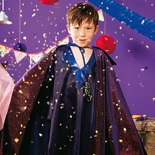 Новогодний костюм волшебника