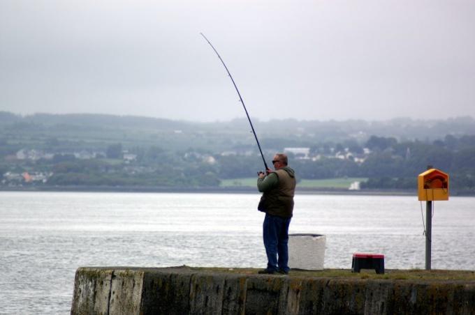 Ловля на спиннинг с отводным поводком
