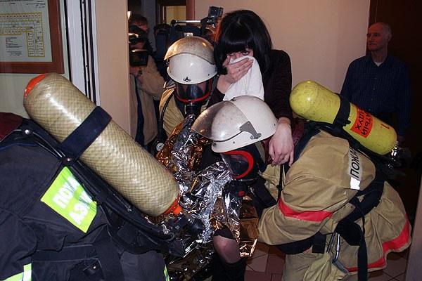 Каков план действия, эвакуации и тушения при возникновении пожаров