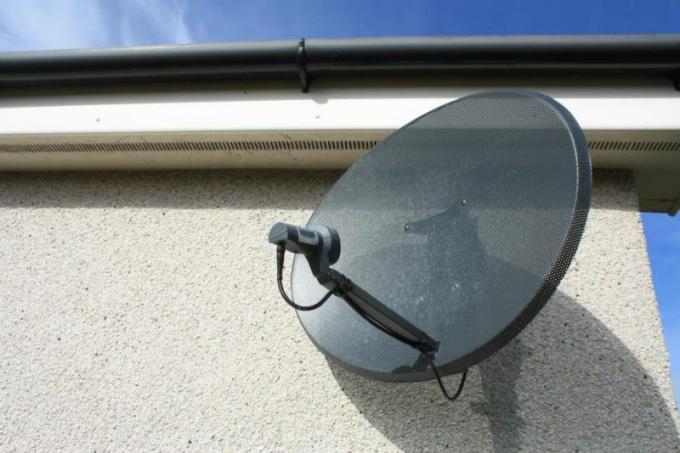Чем больше антенна, тем лучше качество приема