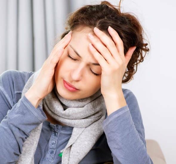 Как снять боль тройничного нерва