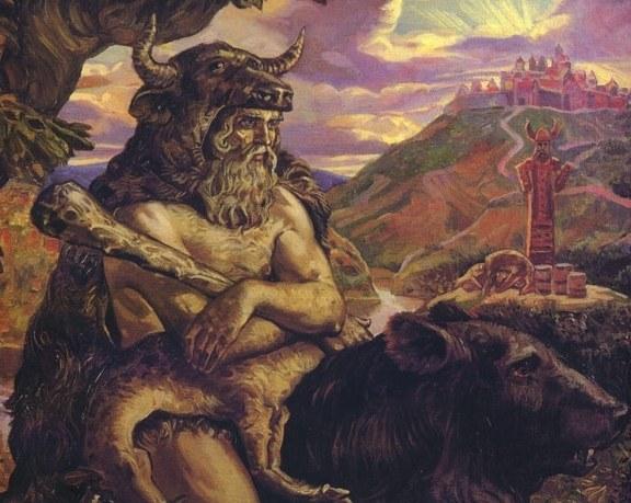 Кто считается богом смерти у славян