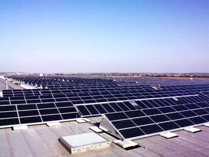 Солнечная электростанция в молдове