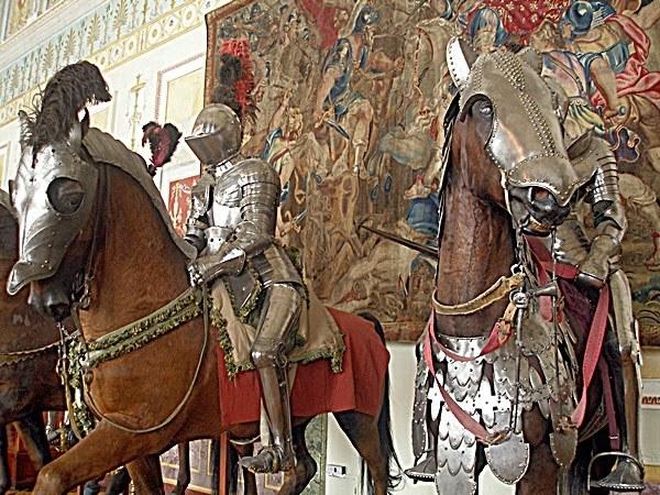 Как появились рыцари