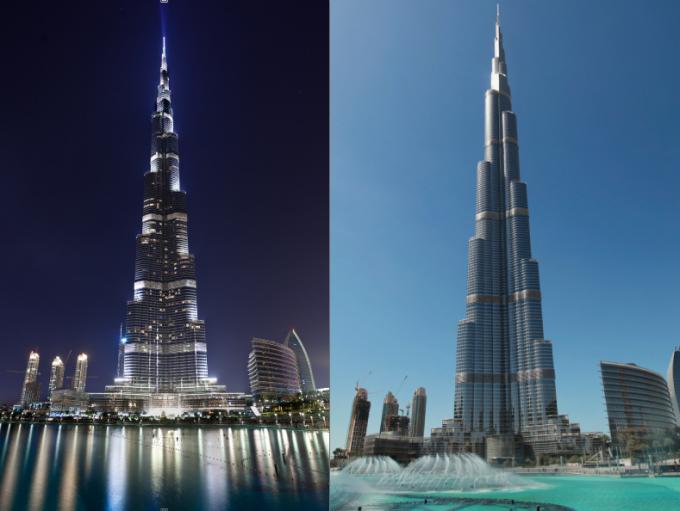 Какое здание считается самым высоким в мире