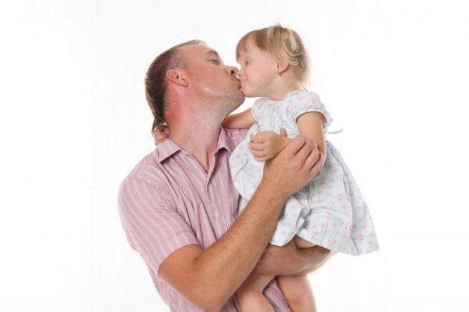 Как справиться с ролью отца