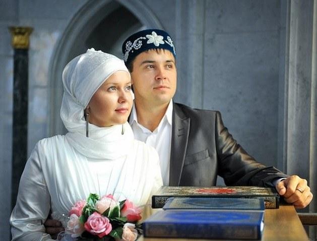 Как празднуют свадьбу мусульмане