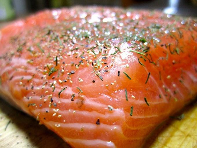 Как солить красную рыбу в 2017 году