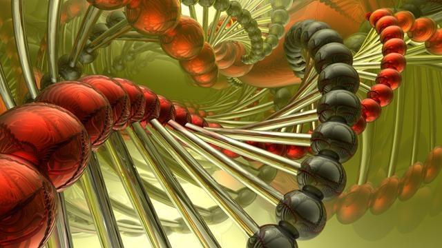 Как происходит мутация генов