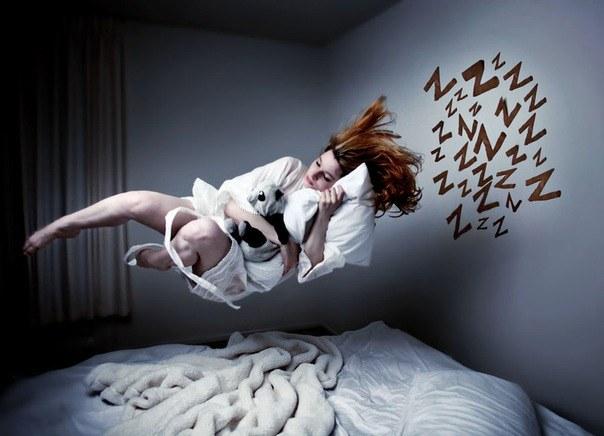 Полеты во сне имеют несколько толкований
