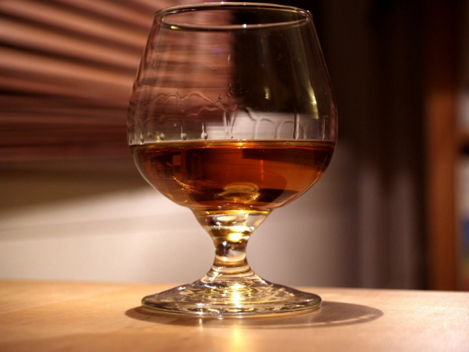 How to infuse cognac