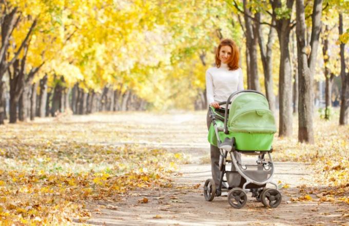 Сколько нужно гулять с новорожденным