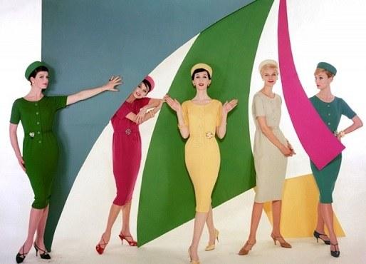 стиль 60-х